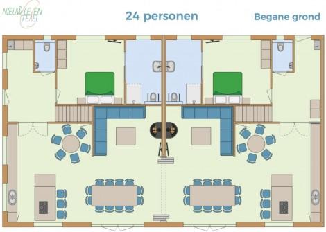 gruppenunterkã¼nfteGroepsverblijf-Nieuw-Leven-24p-2