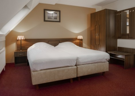 hotelsComfortkamer bad  (1p/2p)